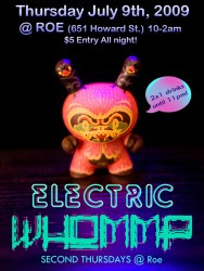 Flyers: Electric Whomp