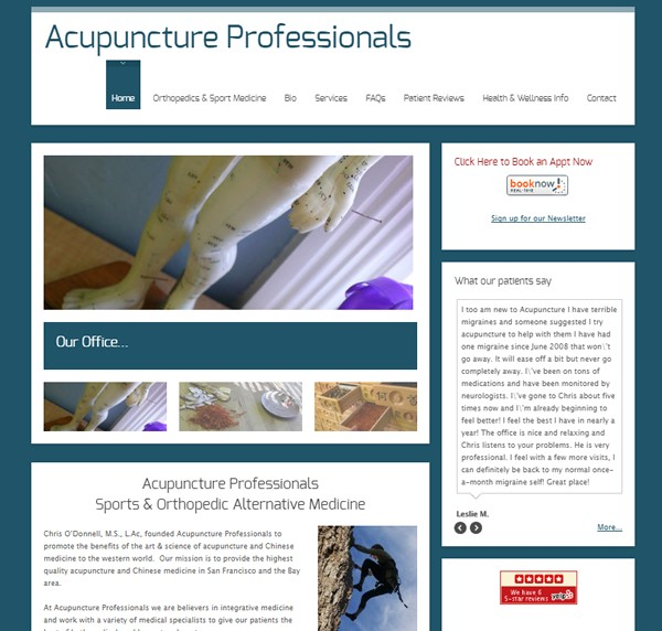 acupuncture professionals