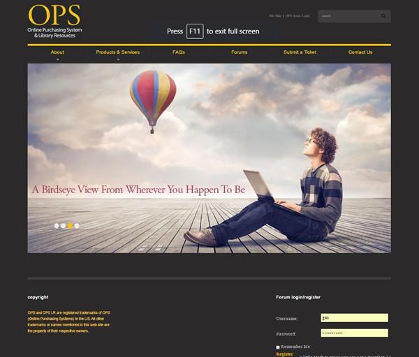 OPSLR - Online Purchasing System